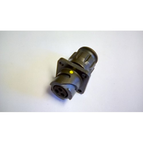 PENTHOUSE LAMP BULKHEAD PLUG LATE TYPE FAST TWIST CONNECTION 3PF